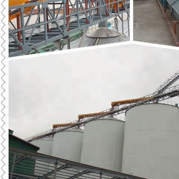 Belt Conveyor For Grain Storage Silo