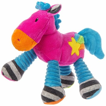 scribbles horse lights unicorn stuffed animal plush toy