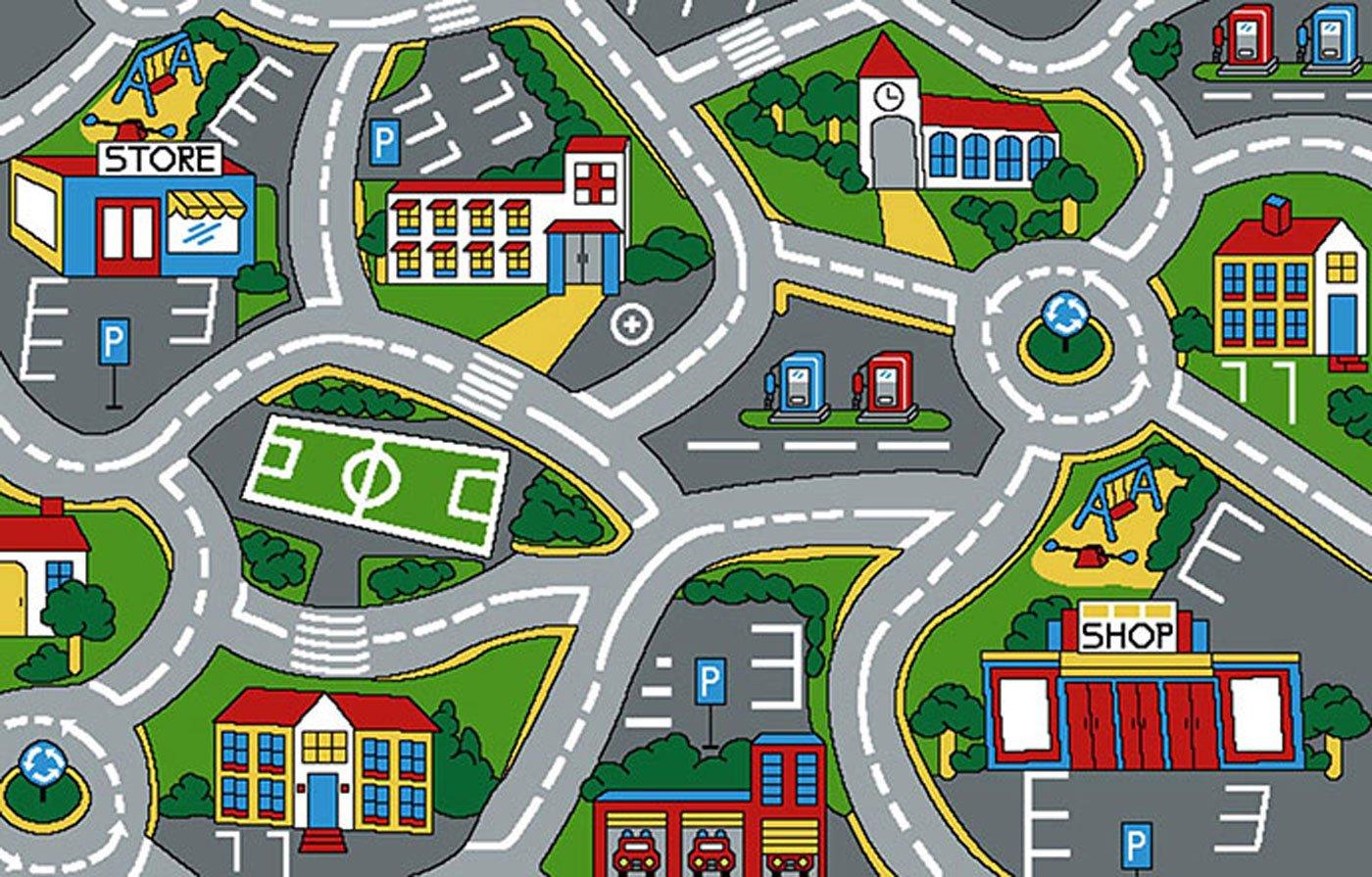 Карта дорог картинка