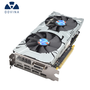 Wholesale Yeston Cheap Price AMD VGA Card RX 580 8G DDR5 GPU Mining Graphic Card For ETH Miner