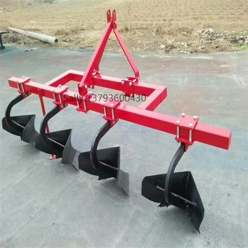 2018 hydraulic disc Plough model  weituo brand
