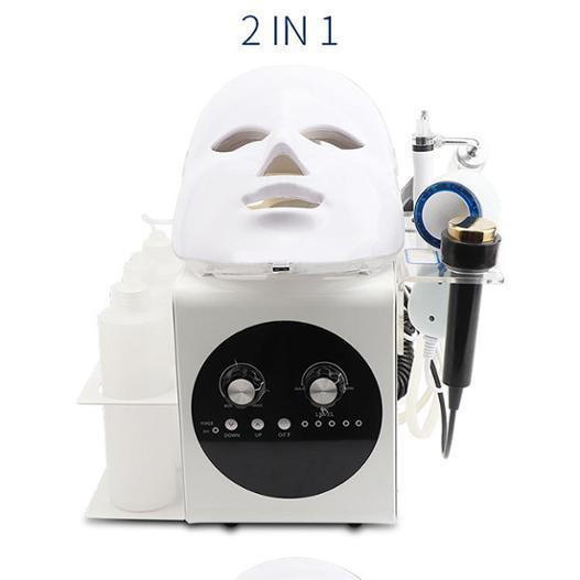 2019 酸素富化水美顔器化粧品ヘアバーポータブル美容機器マシン