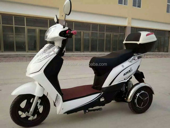 2016 new arrive high speed 3 wheel electric mobiltiy scooter