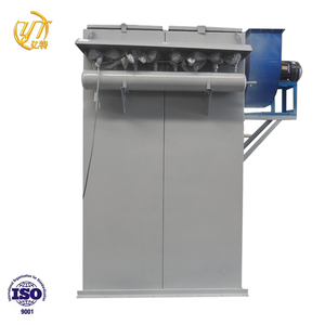 Dust filtration system metal baghouse dust collector / dust removal system