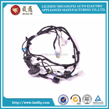 gm automobile left front door wiring harness assembly buy sgmw cn200 left front door harness assembly 23970977,car cable harness,custom wire harness line output converter diagram left door electrical automotive wire