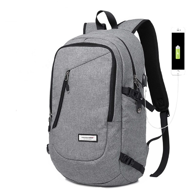 leisure charging backpacks with usb export stock laptop bags backpack quanzhou china