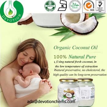 huile de noix bebe