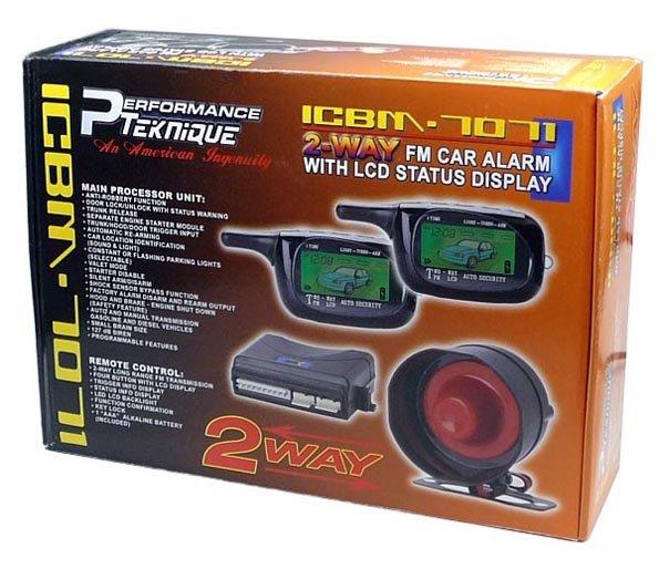 2 Ways Car Alarm System W Remote Start Ca 908 Buy Remote Start Product On Alibaba Com
