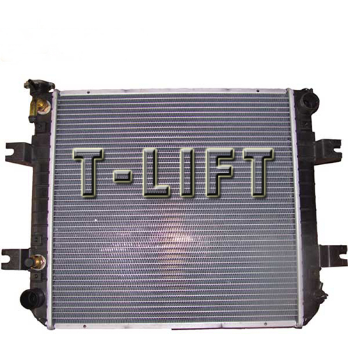 Fork Lift Accessories Radiator