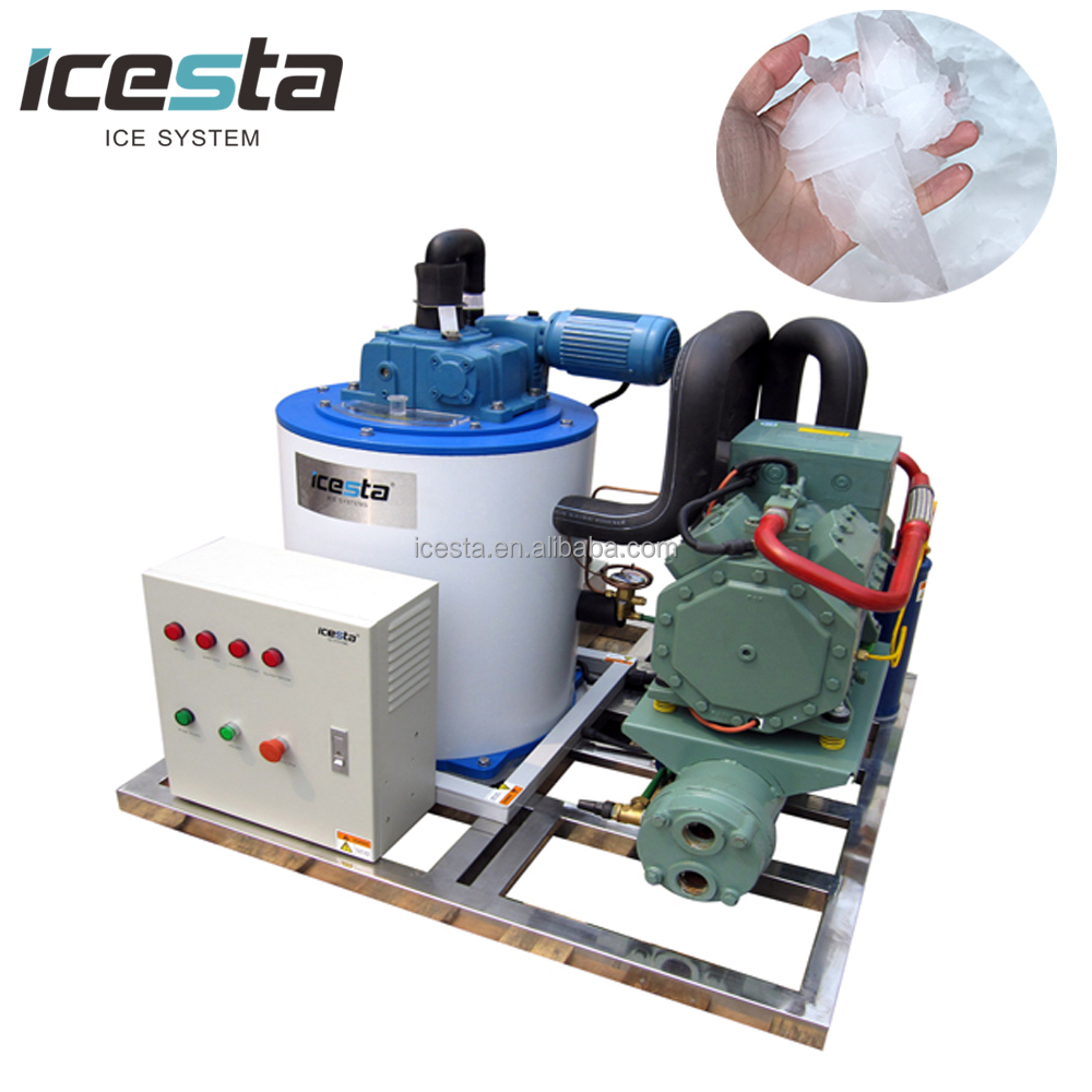 compact ice maker machine for fast food restaurant
