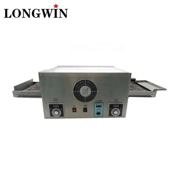 18 Inch Pizza Adjustable Temperature Small Gas Oven Built-in Gas Oven