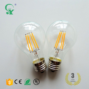 High CRI Long Lifespan milky cover led bulb e27 from alibaba china market