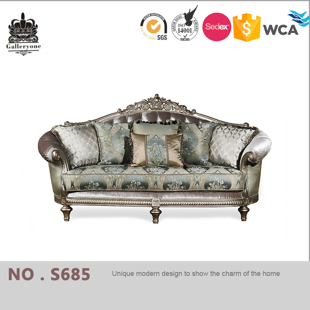 5c49565c7886 Royal Arab Middle East Style Upholstery Living Room Sofa Furniture