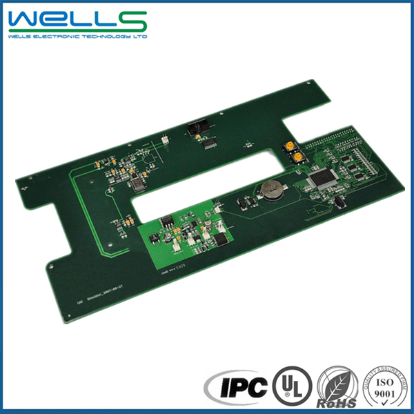 high quality 4 layers circuit pcba pcb assembly manufacturer
