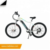 2018 Hot Sale CNEBIKES MR275B E bike Mountain Bike Electric Mountain Bike with Cheap Price