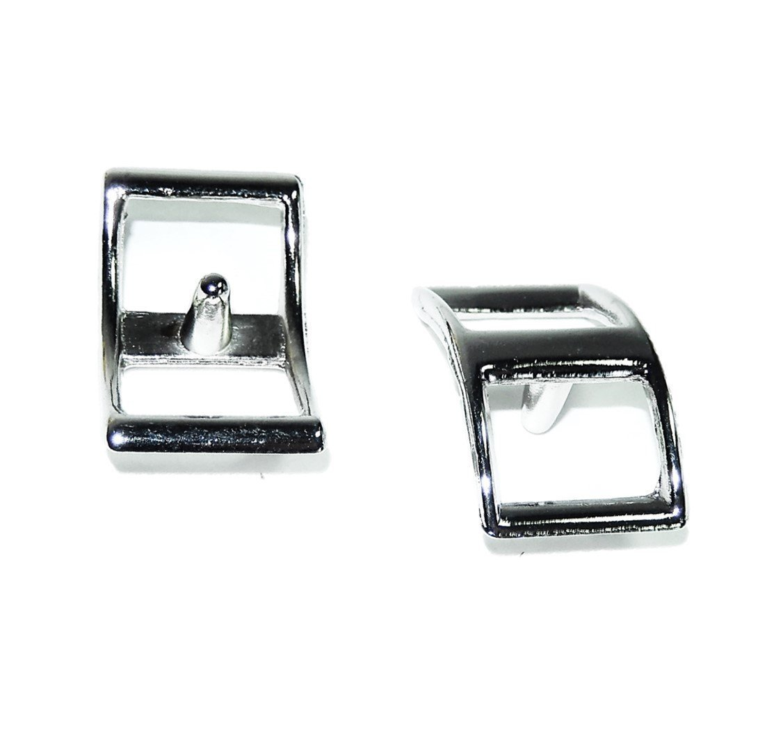 """3/4"""" Conway Buckle by Weaver Horse Tack Repair set of 2"""