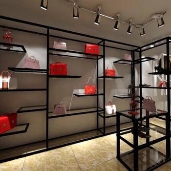 0d411d8753309c Qualité supérieure sacs/chaussures présentoirs de magasin, décoration pour  ...