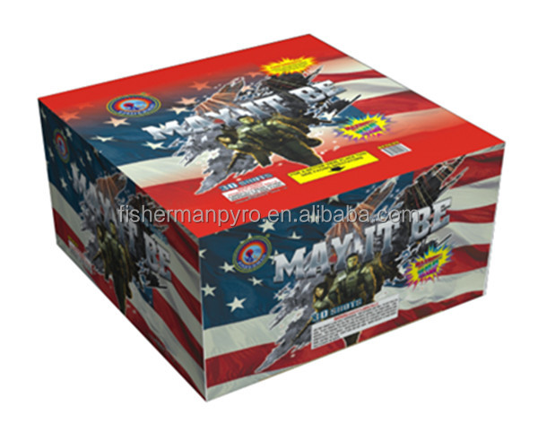 /High quality 30 Shots Consumer Cakes Fireworks/MAY IT BE/500g cakes fireworks/factory direct price