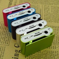 New Portable MP3 Music Player with LCD Screen Mini Clip Multicolor MP3 Player With Micro TF/SD Card Slot Electronic Products