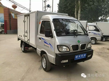 7.5kw AC motor electric truck for cargo with EEC