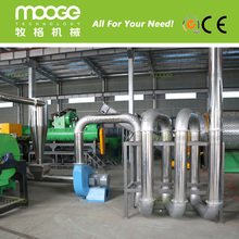 High quality hot air pipe dryer machine