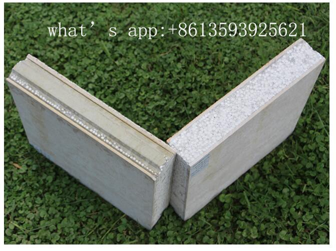 Construction material lightweight concrete wall panel for Insulated concrete construction