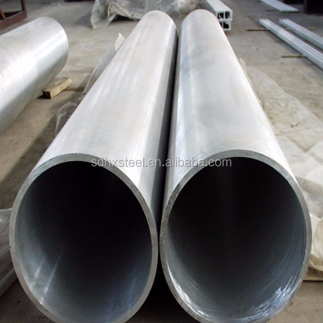 Aliminum tube 2024 7075 with large diameter aluminum pipes