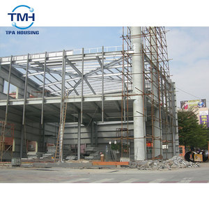 FOSHAN Steel Structure Fabrication Two Story Steel Structure Warehouse