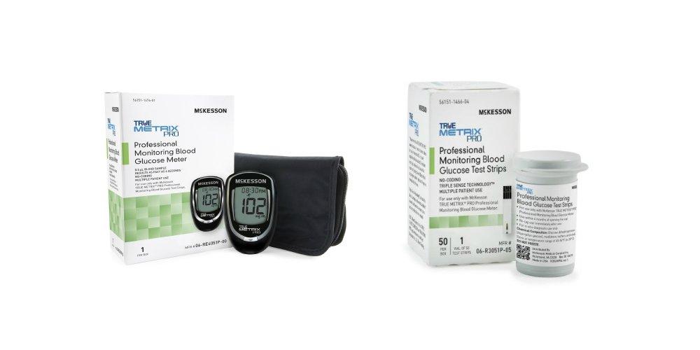 Buy McKesson TRUEbalance Blood Glucose Test Strips in Cheap