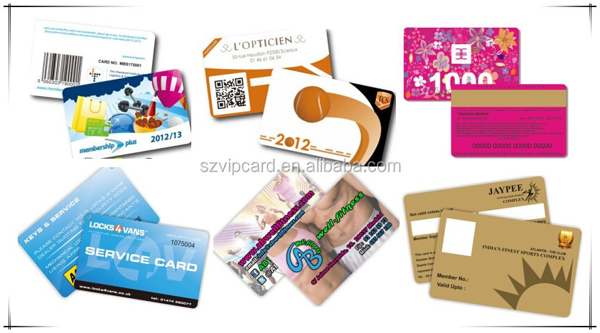 Wholesale Offset Printing Pvc Plastic Gift Card In Alibaba - Buy ...