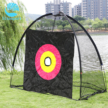 Easily Carry Golf Drive Practical Net For Backyard