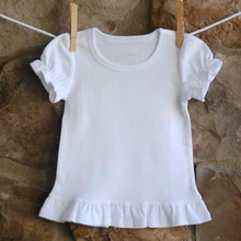 White Baby Tshirt Kids Wholesale