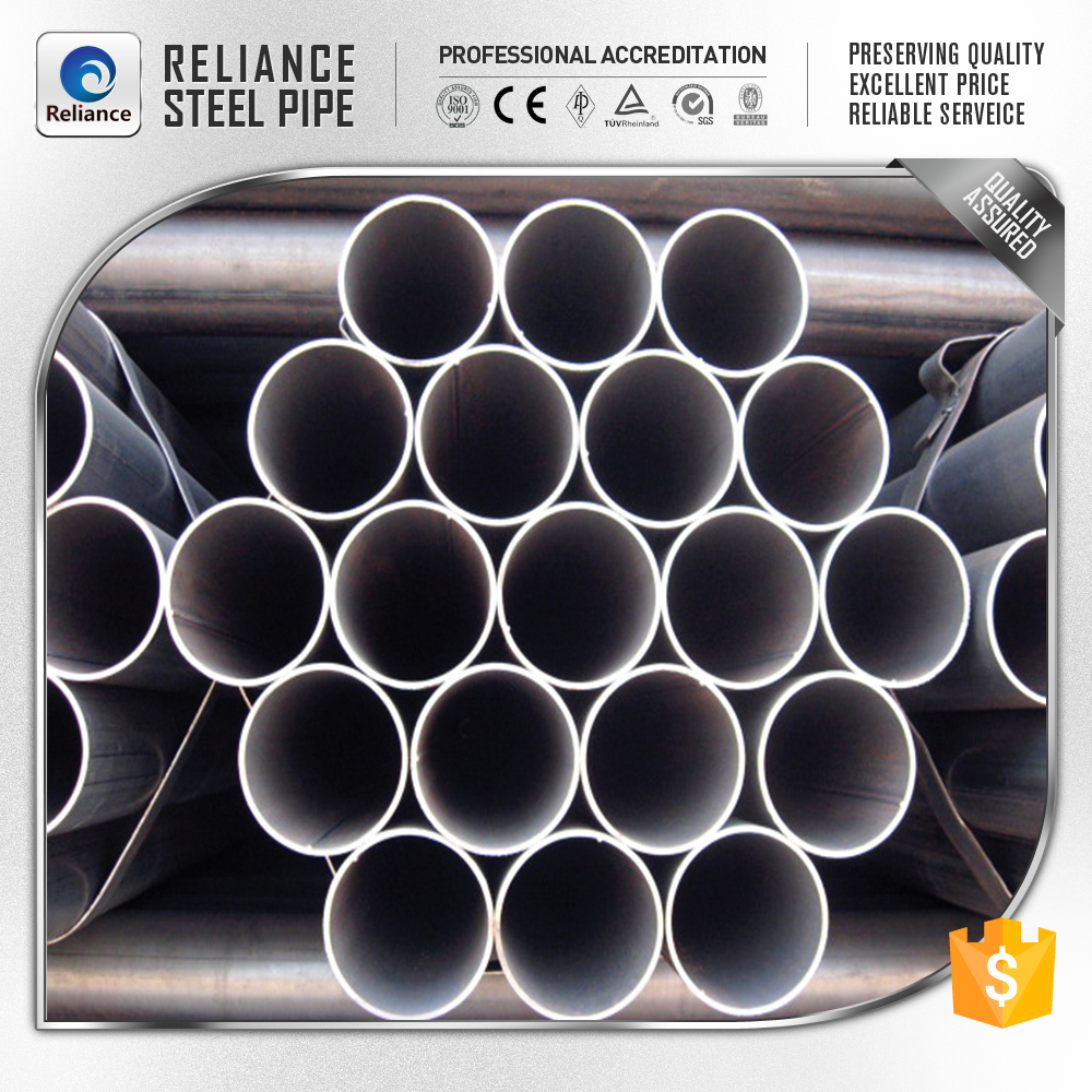 76MM 11/2inch steel pipe with plain ends Cross-border delivery