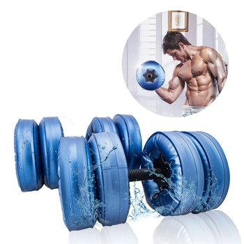 Weight Lifting Portable Water Filled
