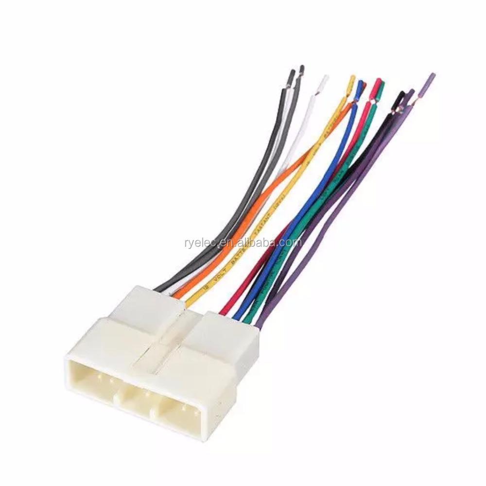 Finden Sie Hohe Qualität Auto-stereo-kabelbaum Hersteller und Auto ...