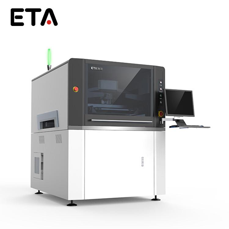 Smt Semi-auto Solder Paste Printing Machine