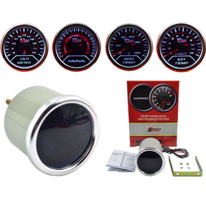 Racing Car Digital Electronic Boost Gauge