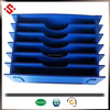 corrugated plastic boxes with dividers hard plastic packaging box case