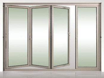 Exterior Accordion Doors Cheap Wholesale Interior Aluminium Folding Doors Exterior Accordion