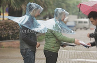 transparent children head umbrella without handle