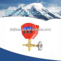 HS-466N-5100H manifold gauge digital single manifold gauge Refrigeration single manifold gauge