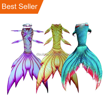 Amazon hot selling swimming suit sexy mermaid tail for swimming with  moderate price f47b8620bf