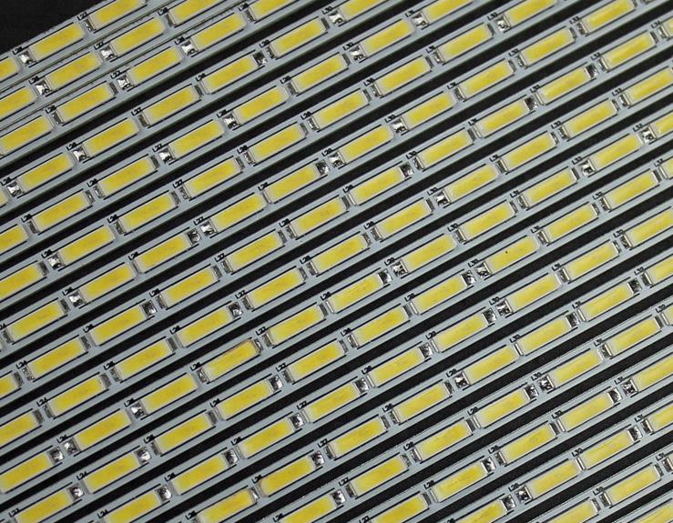 Rigid LED lights with high brightness/LED Strips SMD 7020 led hard light manufacturers wholesale