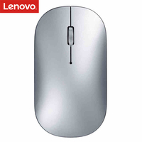 Lenovo Xiaoxin Air Mouse 2018 New Wireless(Bluetooth) Dual-Mode with 4K DPI Support Offical Verification for Windows7 8 10, Mac