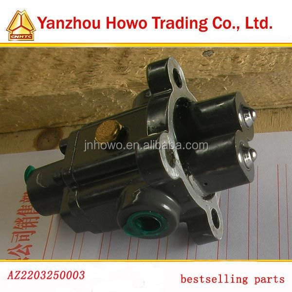 Hot sale HOWO OEM Truck Parts double H valve AZ2203250003 MADE IN CHINA