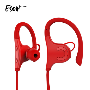 Eson Style V4.1 CSR8635 IPX4 bluetooth headset, headphone running