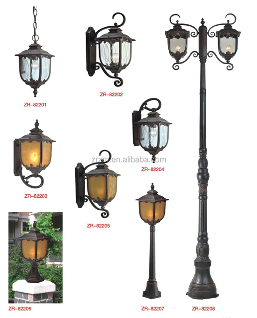 garden light pole images photos pictures A large number of