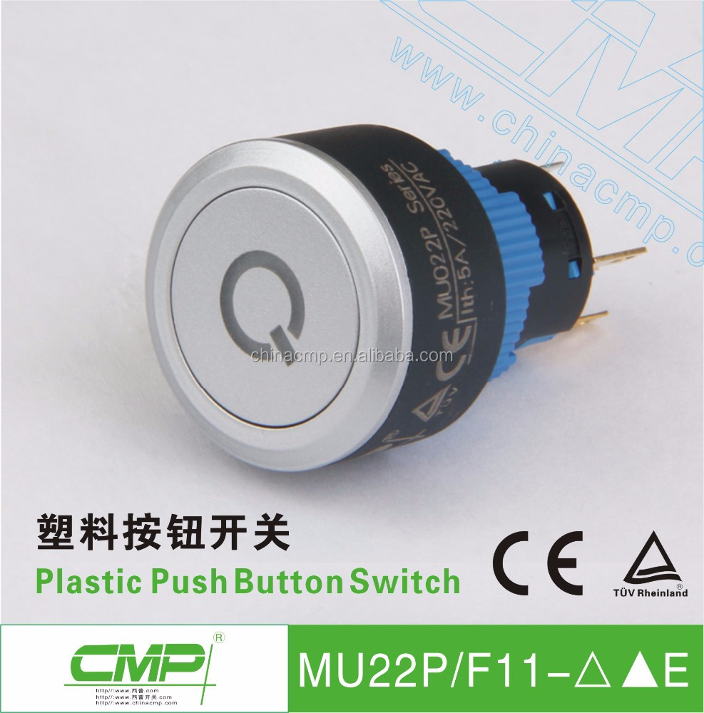 Cmp 22mm Plastic Waterproof Pc Power Button Ip67 - Buy Pc Power Button,22mm  Pc Power Button,Waterproof Pc Power Button Product on Alibaba com