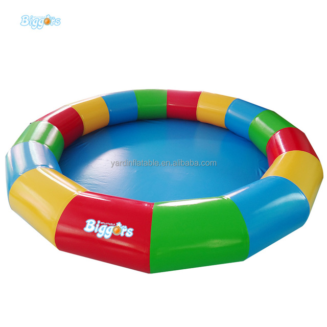 Rainbow Pool Products Inflatable Mini Swimming Cover For Kids