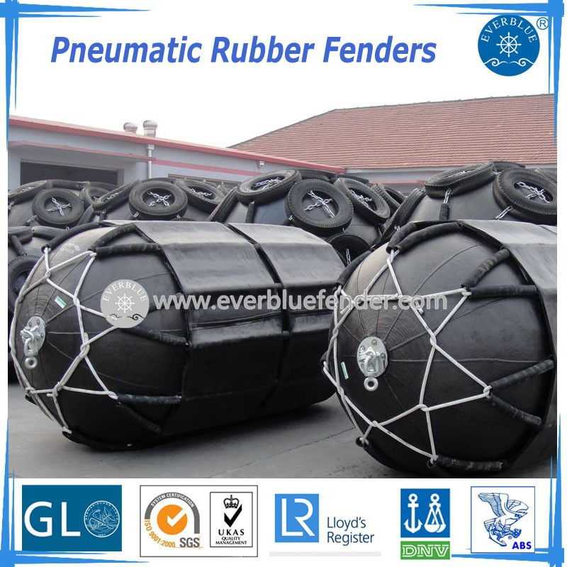 Dia 1.2m* L2m yokohama inflatable pneumatic rubber